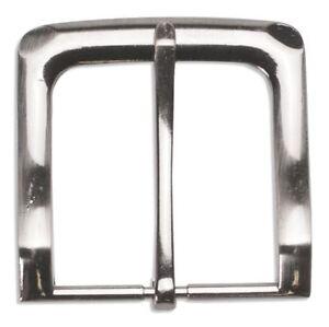 Hawkdale Metal Belt Buckle - For Leather Belt