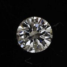 Wonderful White G Color SI1 Clarity 0.20 Carat Round Cut Natural Polish Diamond