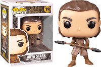 Game of Thrones - Arya Stark with Two-Headed Spear Pop! Vinyl