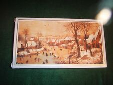Vintage Avon Pieter Brueghel Decal Soap Set Unused