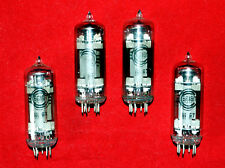 4x 6S19P Audiophile Triode Tube SVETLANA Russian SAME DATE RARE 03/1967
