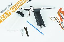 Airbrush Sparmax GP-70 0.7mm nozzle side feed pistol grip airbrush