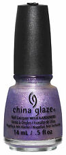 China Glaze Nail Polish Lacquer Rebel Collection - Don't Mesh With Me - 83621
