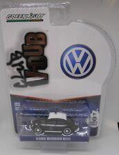 Greenlight Classic Volkswagen Beetle Police Black V-Dub Series 8, 1:64 VW