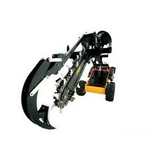 NEW Digga 900mm Dig Mini Bigfoot Trencher - 150mm Combo Chain - Trenching Loader