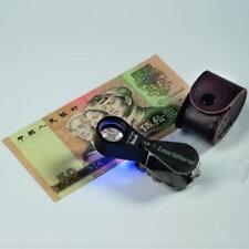 Lupa de precisión con LED y lámpara UV, 10 aumentos ,Ref.:338 881