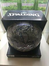 New Spalding Kobe Bryant 94 Series 24K Silver Mamba Snake Basketball Limited