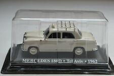 MERCEDES 180D TAXI TEL AVIV 1962 - ALTAYA 1/43