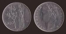 100 LIRE 1968 MINERVA - ITALIA