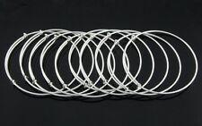 Fashion 50 pcs / Lot Silver & Gold Charm Bracelets & Bangles Jewelry DIY P25