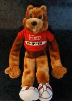 HERR CHIPPER PLUSH Stuffed animal Chipmunk Advertising Ketchup Brand Mascot Toy