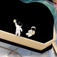 Star Astronaut Simple Korean Earringsgift Plsei