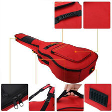"""41"""" Oxford Cloth Sponge Padded Electric Guitar Backpack Bag Bass Case Cover New"""