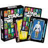 Sealed STAR WARS Vintage Kenner Action Figures - Official 52 Card Playing Deck