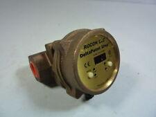 Rocon LLC DT6-F2 Deltapoint Uno Flow Meter   NEW