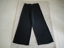 "Ladies ""Giordano"" Pallazo Wide Leg Work Casual Pants Trouser Size UK 6"