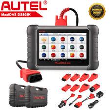 Autel MaxiDAS DS808K OBD2 II Auto Diagnostic Tool Code Reader Scanner ECU Coding