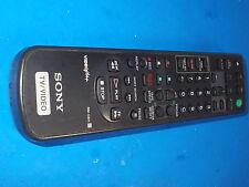 SONY TV VCR VIDERO+ Plus COMBI Remote Control RM-C811 working VGC