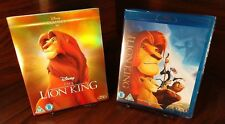 The Lion King (Blu-ray,REGION FREE)Collector Edition Slipcover-NEW-Free SHIPPING