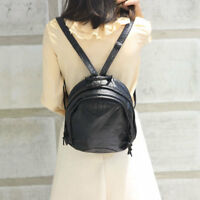 Women's Faux Leather Small Mini Backpack Rucksack Daypack Travel Bag Purse Cute