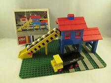 Lego Legoland Construction - 351 Loader Hopper with Truck