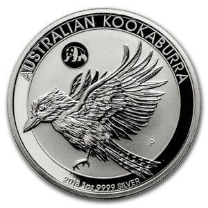 1 $ Dollar Kookaburra Australien Privy Panda Peking Coin Show 1 oz Silber 2018