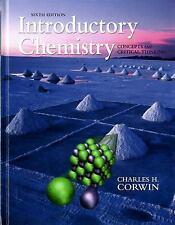 Introductory Chemistry: Concepts and Critical Thinking (6th Edition), Charles H.