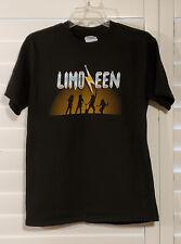 Limozeen 2001 Shirt Authentic Zeenin' Across the Country Tour M Homestar Runner