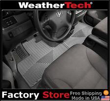 WeatherTech All-Weather Floor Mats - 2005-2010 - Honda Odyssey - Grey