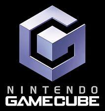 "CUSTOM MADE COLLECTIBLE NINTENDO GAMECUBE LOGO MAGNET (3""x3¼"") game cube"