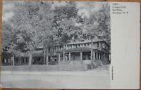 Bay Ridge, Brooklyn, NY 1905 Postcard: Cresent Club - New York