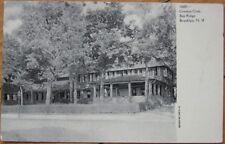 1905 Postcard - Cresent Club, Bay Ridge, Brooklyn, NY