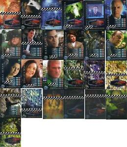 TORCHWOOD (Assorted Cards)