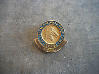 vintage 1975 California National Horse Trails Official horse racing track pin