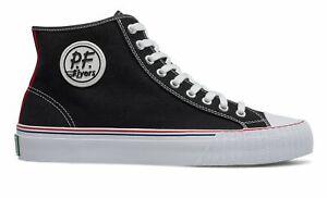 PF Flyers Unisex Center Hi Shoes Black Size 17