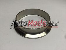 "3"" stainless steel V-band flange turbine outlet pte comp turbonetics turbo out"