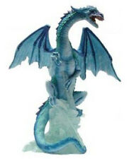 Midi Ice Dragon K092 - Tudor Mint Land of Dragons - Fantasy Myth Statue
