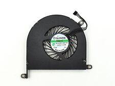 """Cpu ventilateur de refroidissement pour APPLE MACBOOK PRO 17"""" A1297 UNIBODY MG45"""