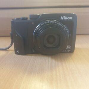 Nikon Black Coolpix A1000 Camera -SPARES AND REPAIRS Read Description (X24)