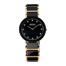 Bering Ceramic Quarz - (Batterie) Armbanduhren für Damen