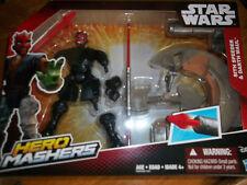 Star Wars Hero Mashers Sith Speeder and Darth Maul  New