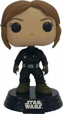 Star Wars Rogue One Pop Vinyl Bobble-head Figure JYN ERSO 9 Cm Funko Mini