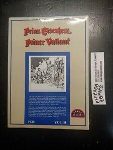 Comic Gallery Vol 3 Prince Valiant Prinz Eisenherz 1939 HC English/German USED