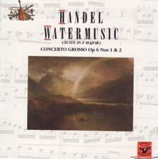 Handel - Watermusic/Concerto grosso - CD -