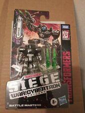 Transformers War for Cybertron Battle Master SINGE BRAND NEW