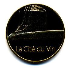 33 BORDEAUX La Cité du Vin 2, 2018, Monnaie de Paris