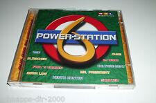POWER-STATION VOL.6 / 2 CD'S MIT CULTURE BEAT - HEATH HUNTER - SCOOTER - DJ BOBO