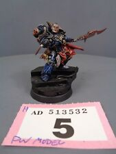 Warhammer Space Marines Forge World Sevatar First Captain of the Night Lords 5