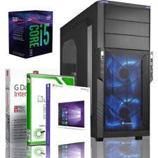 GAMING PC Intel Hexa Core i5 8400 6x 4.0GHz 8GB DDR4 500GB Windows 10 Computer
