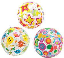 Wasserball, Beach Ball, aufblasbar, Ball, 61 cm, neu, drei Motive